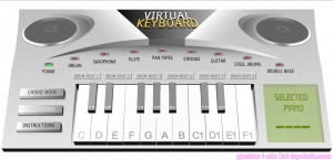 keyboard virtual.