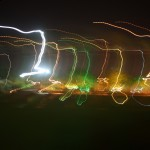 light trail pertama ku..
